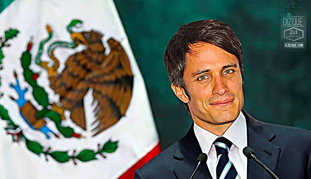 Gael García Bernal se destapa como candidato a presidente para 2024 1