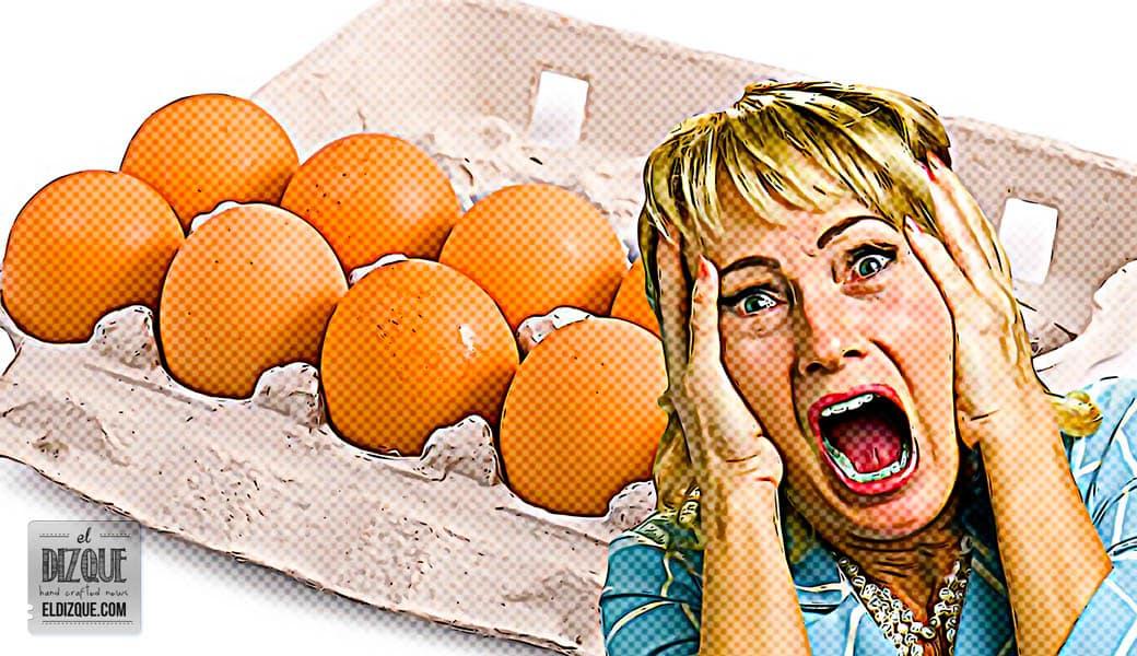 Los huevos que se venden en México no son de gallina, revela Profeco 1
