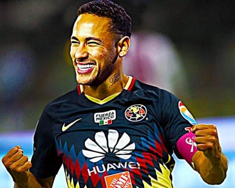 Neymar podría llegar al Club América después de Rusia 2018 4