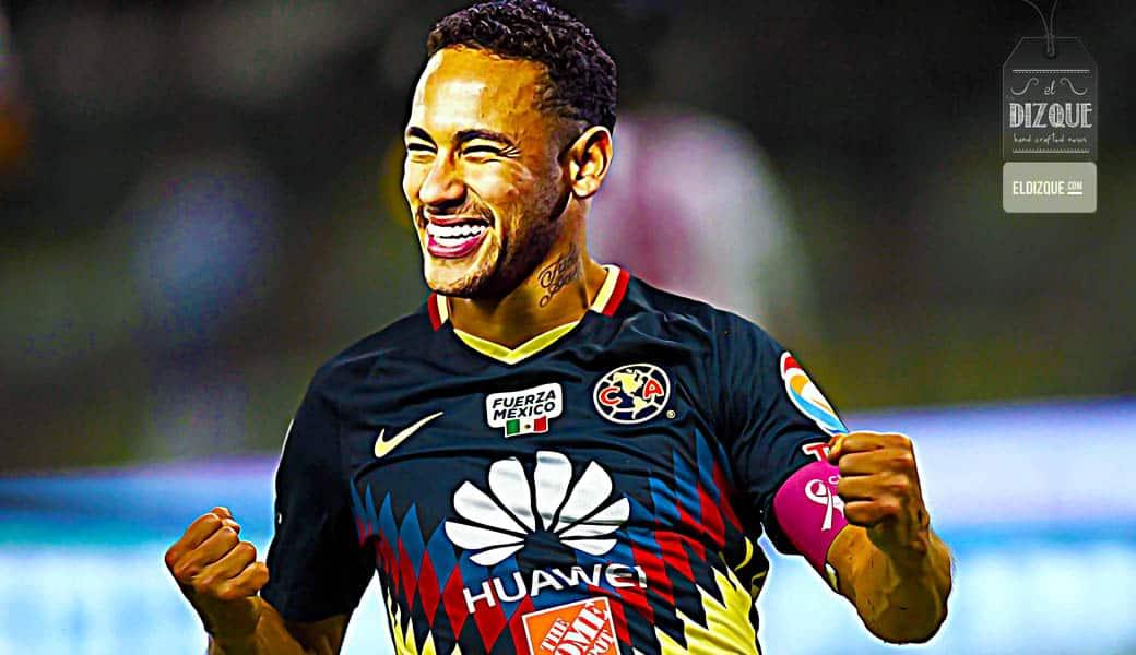 Neymar podría llegar al Club América después de Rusia 2018 7
