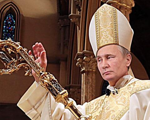 Vladimir Putin es el nuevo Arzobispo de Moscú y podría ser el sucesor del papa Francisco 4