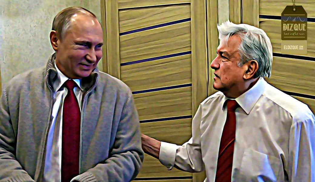 Tribunal Electoral podría anular constancia de AMLO por posible injerencia rusa 1