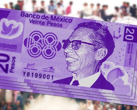 Díaz Ordaz estará en los billetes de veinte pesos en conmemoración del 68 4