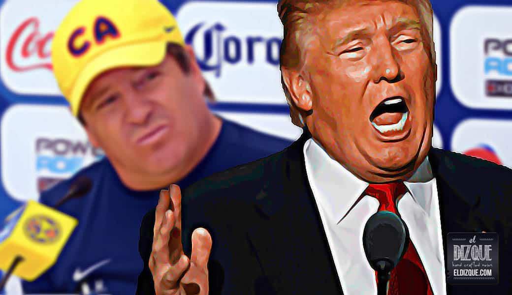 """Donald Trump exige que el Club América sea """"devuelto"""" a Estados Unidos 9"""