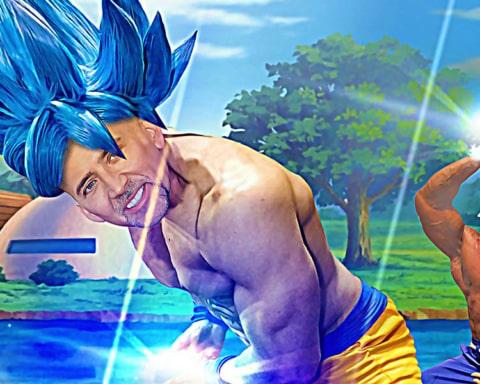 Nicolás Cage protagonizará la película live action de Dragon Ball Super 3