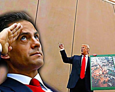 Tras renegociar el TLC, México tendrá que pagar el muro con Estados Unidos 3