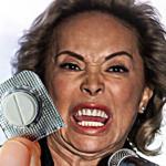 Elba Esther Gordillo confirma que el paracetamol lo cura todo 2