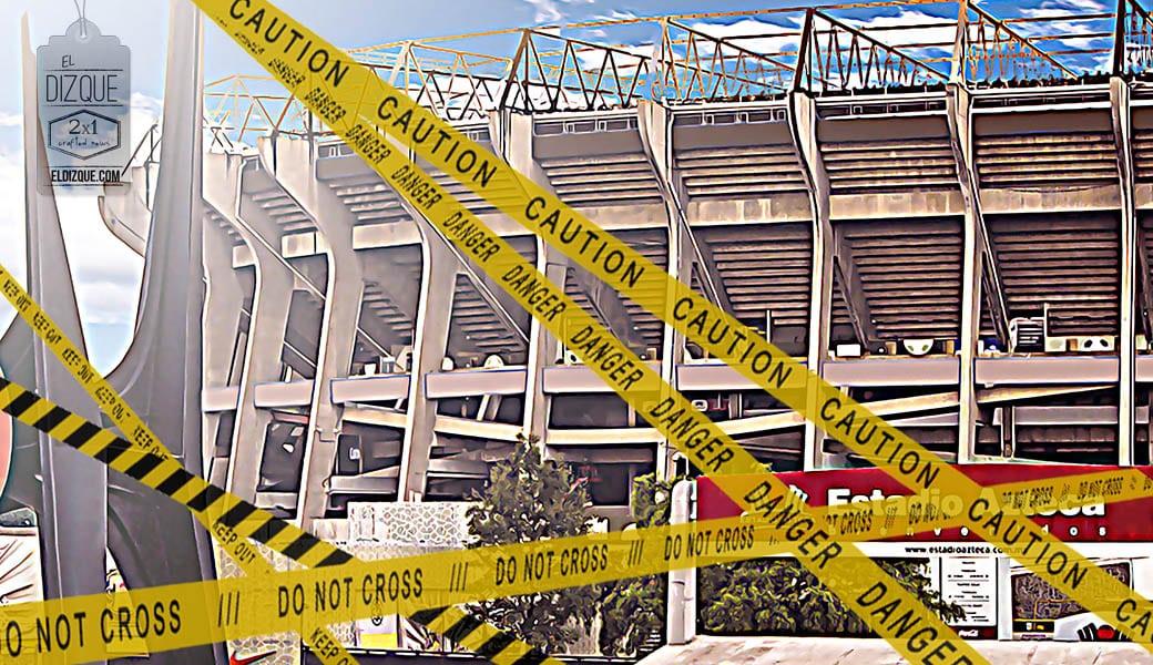 El Estadio Azteca en peligro: Estudian la posibilidad de demolerlo 9
