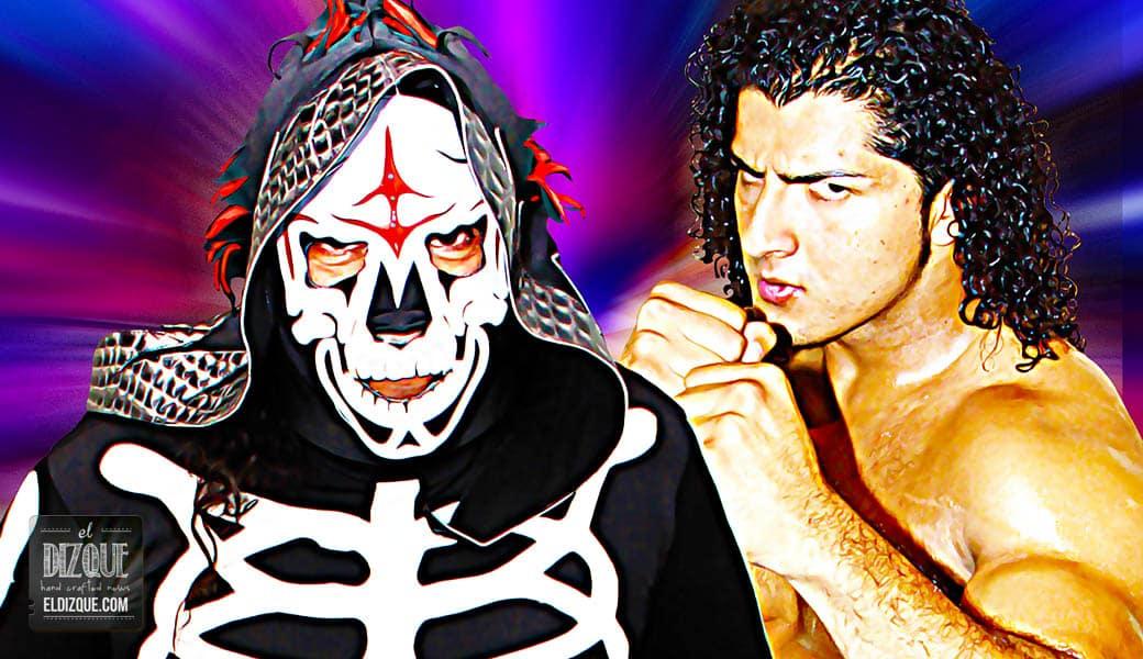 Lista la función de Aniversario: La Parka AAA vs. Rush, máscara contra cabellera 1