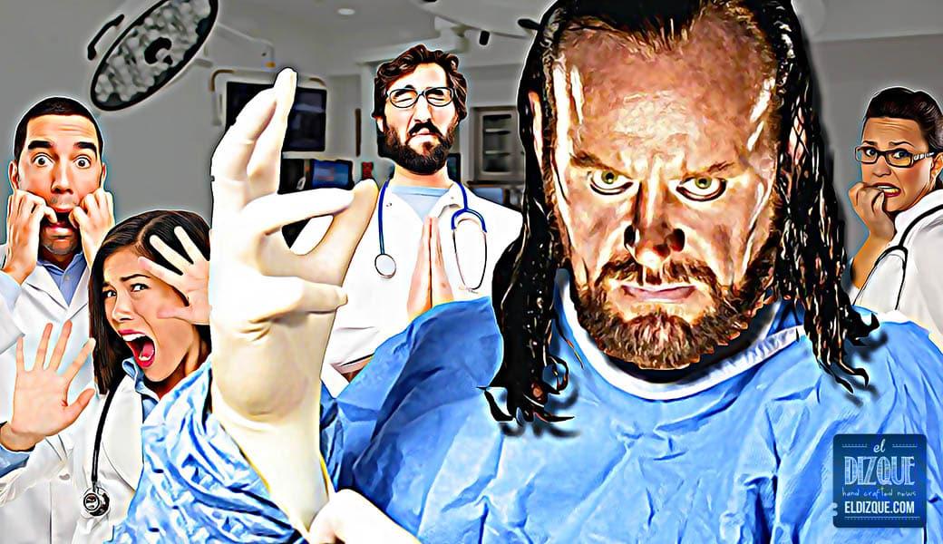 Undertaker protagonizará la nueva versión de Dr. House 1