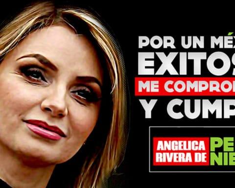 Angélica Rivera podría ser la candidata presidencial del PRI para 2024 4