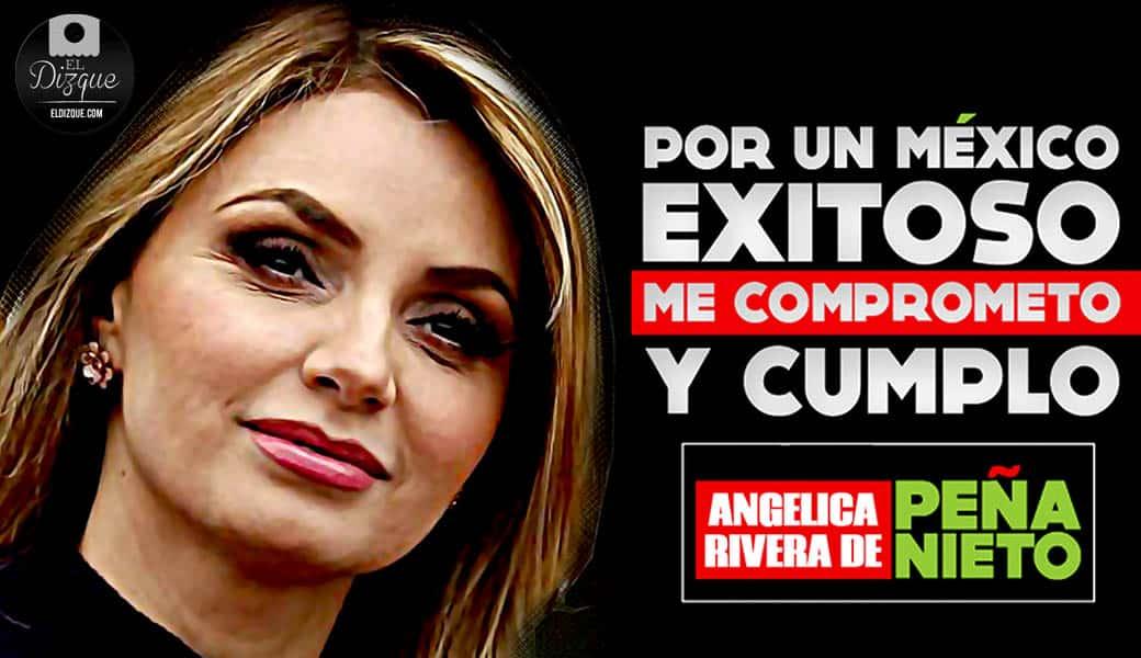 Angélica Rivera podría ser la candidata presidencial del PRI para 2024 1