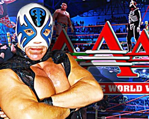 Después del Aniversario del CMLL, Atlantis se presentará en AAA 1