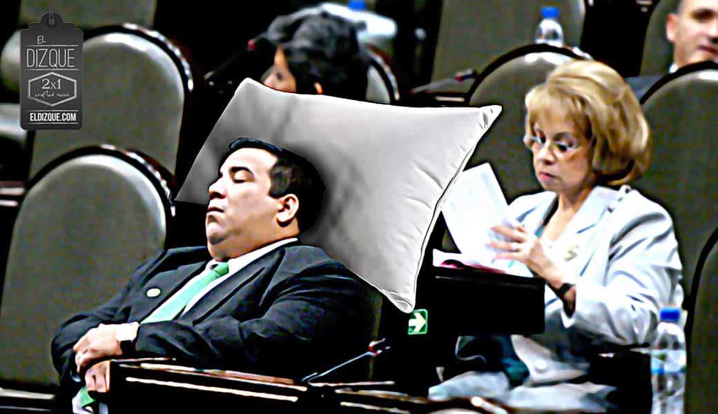 Por medidas de austeridad, los diputados no recibirán almohada en esta legislatura 1