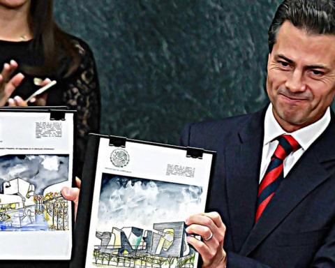 Peña Nieto anuncia privatización de Los Pinos antes de diciembre 4