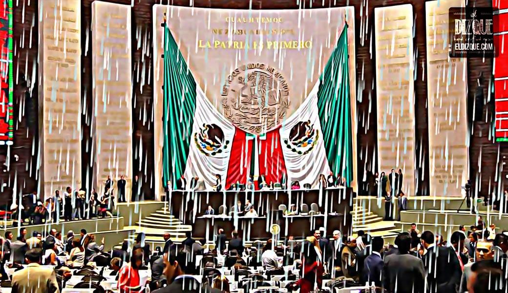 Proponen en la cámara de diputados la creación de la Secretaría de Lluvias 1