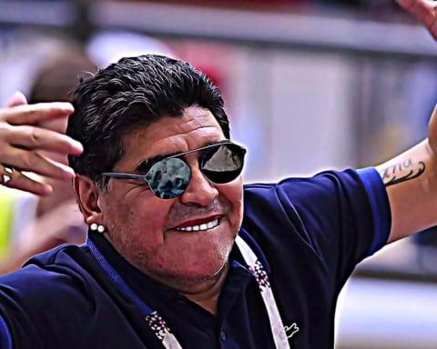 Descubrimos la oscura razón por la cual Maradona llegará a Sinaloa 3