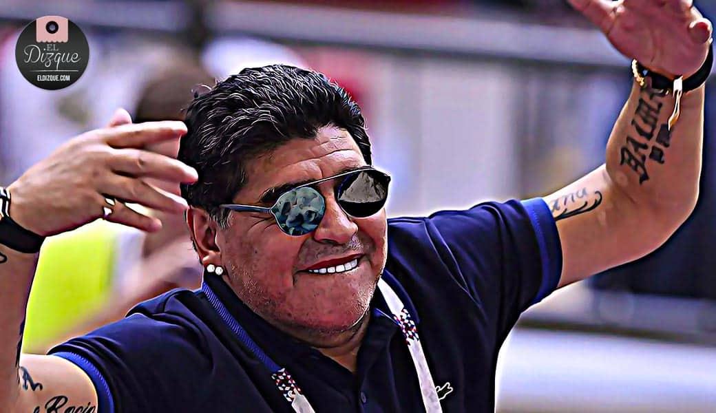 Descubrimos la oscura razón por la cual Maradona llegará a Sinaloa 1