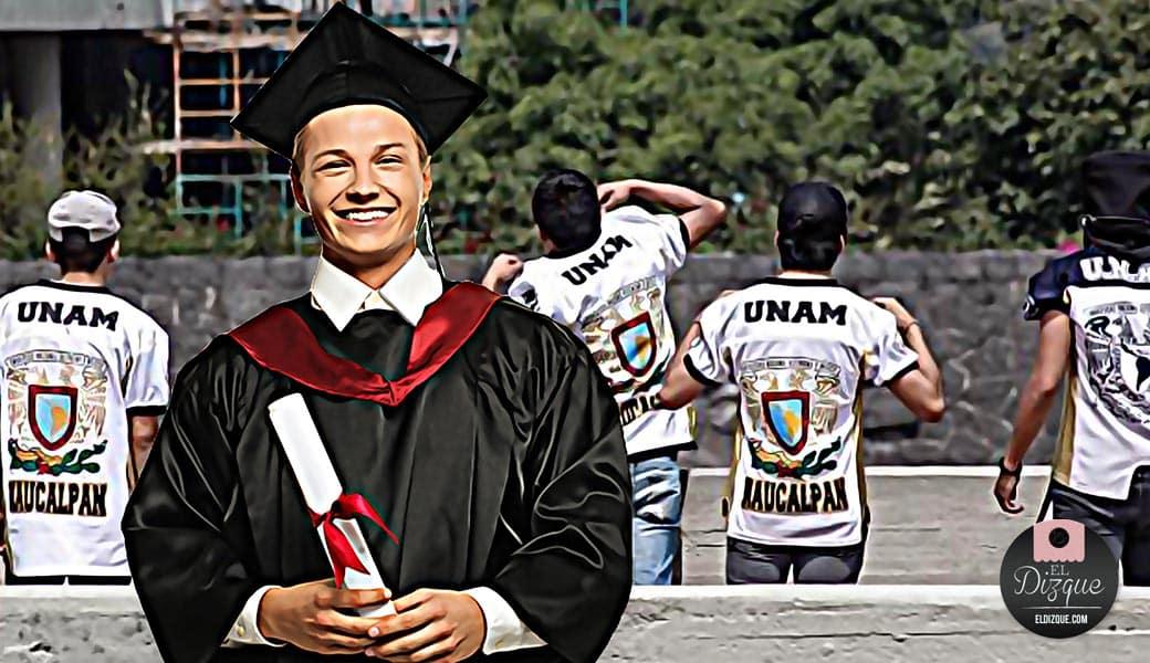 Tras amnistía a grupos de porros de la UNAM, ahora son alumnos modelo 7