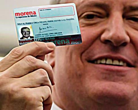 A partir del próximo año, la identificación oficial será la credencial de Morena 2