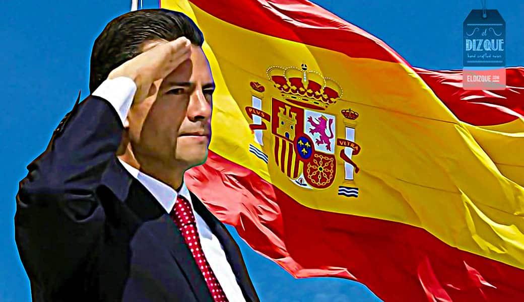 Este 12 de octubre, EPN pedirá perdón a España por independizarnos 3