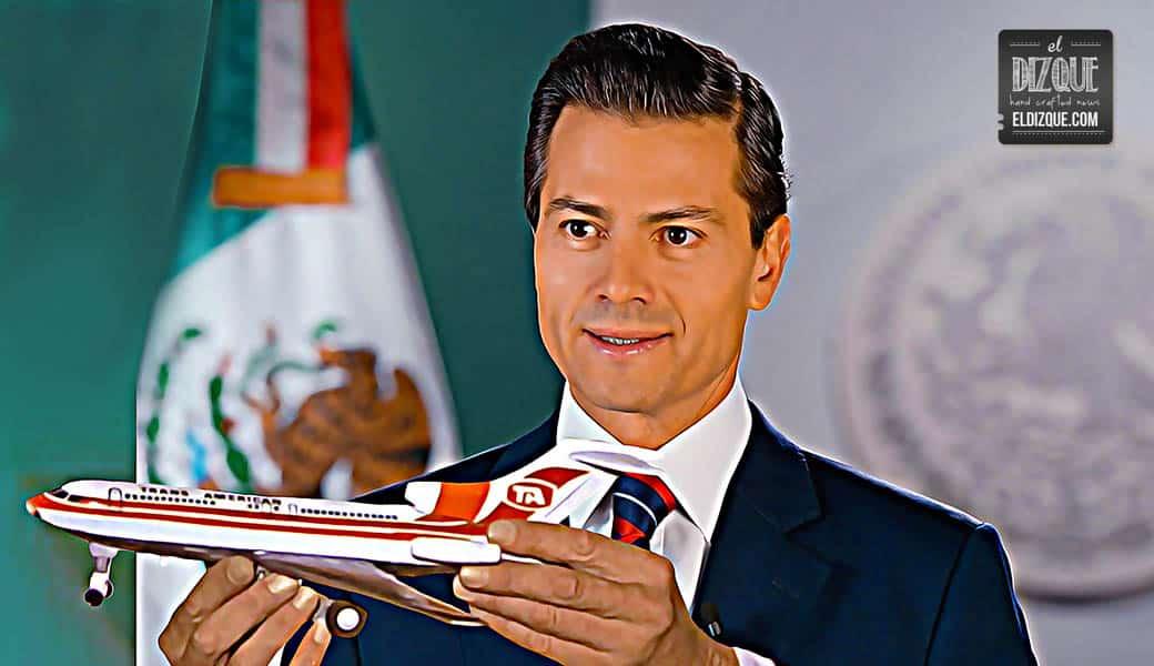 """Enrique Peña Nieto anuncia que cancelará el NAIM: """"La consulta ya no es necesaria"""" 2"""
