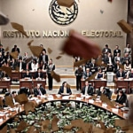 López Obrador anuncia la inminente desaparición del INE a partir de diciembre 12