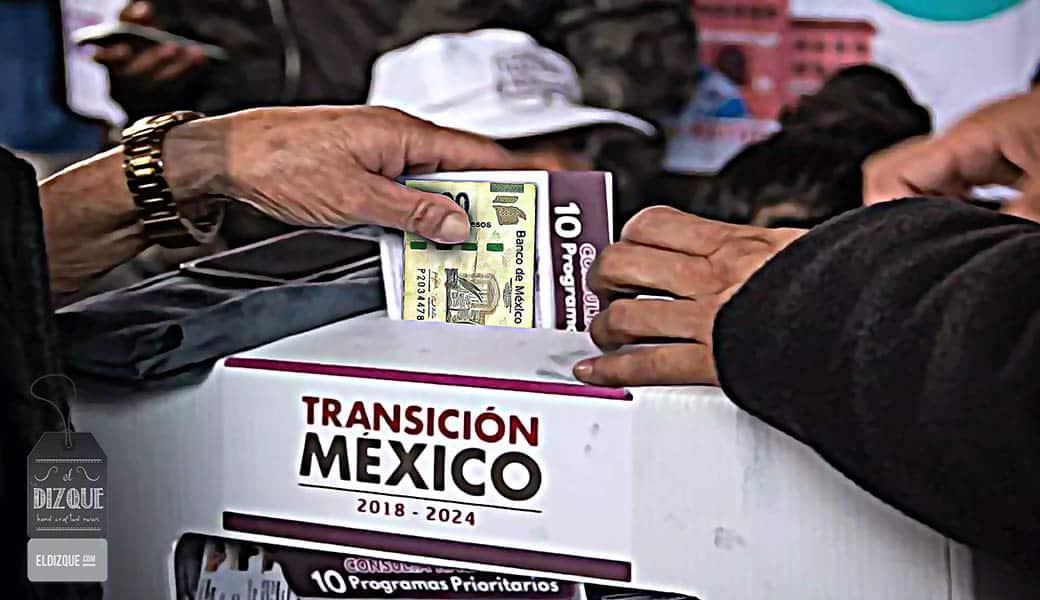 Cobrarán diez pesos por persona para financiar las consultas ciudadanas 1