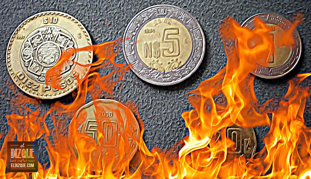 Para el próximo año podrían desaparecer las monedas en México 1