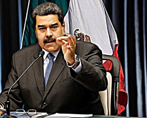 Nicolás Maduro estará sentado a la derecha de AMLO en la toma de posesión 3