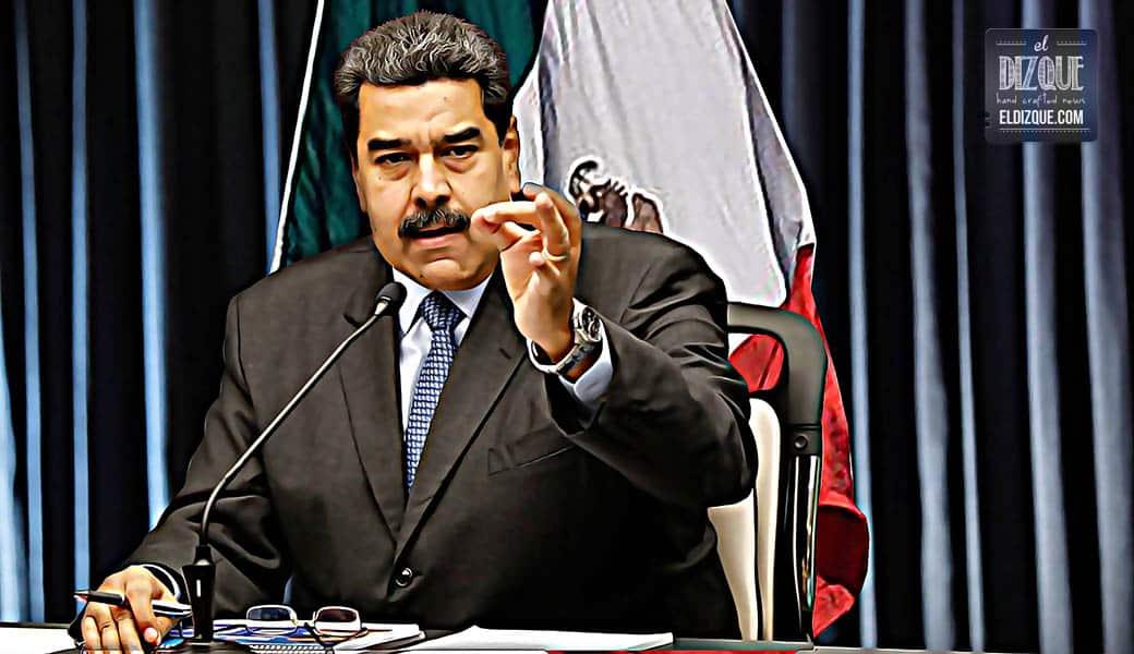 Nicolás Maduro estará sentado a la derecha de AMLO en la toma de posesión 1