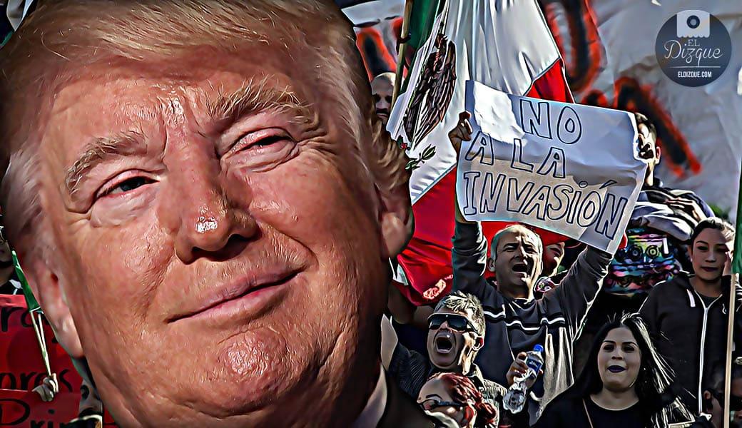Donald Trump agradece a los mexicanos por ser igual de racistas que él 1