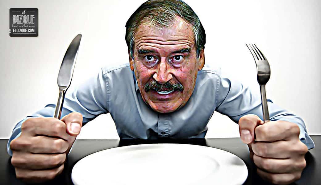 Vicente Fox ya perdió 20 kilos: Exige que le regresen su pensión 1