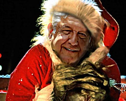 Por política de austeridad republicana, este año no habrá Navidad 2