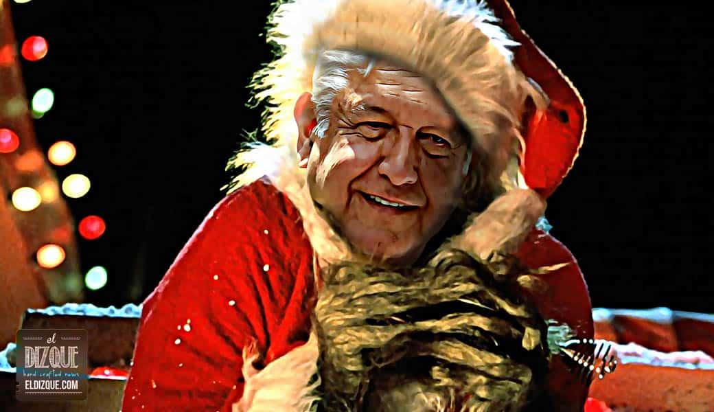 Por política de austeridad republicana, este año no habrá Navidad 1