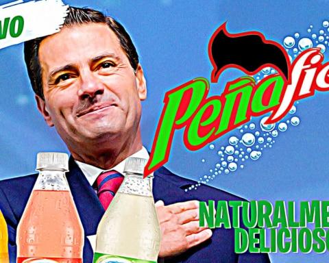 Enrique Peña Nieto será el nuevo rostro de los refrescos Peñafiel 2