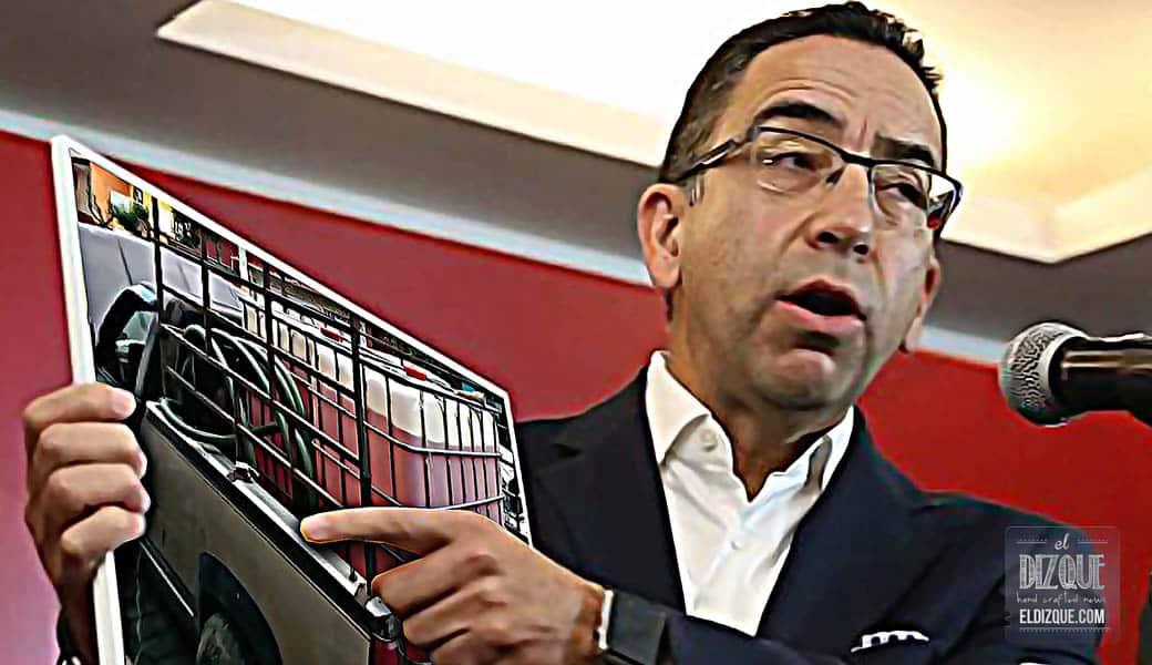 Javier Lozano propone legalizar el huachicoleo: Romero Deschamps lo avala 2