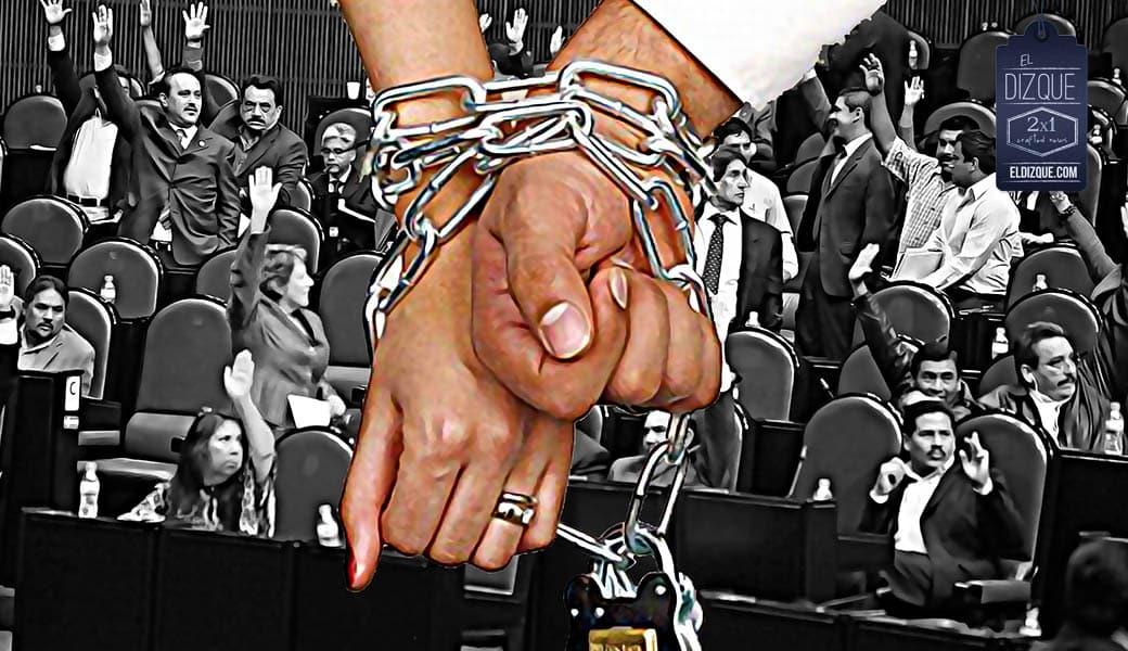 Polémica ley: Será obligatorio el matrimonio después de tres años de noviazgo 3