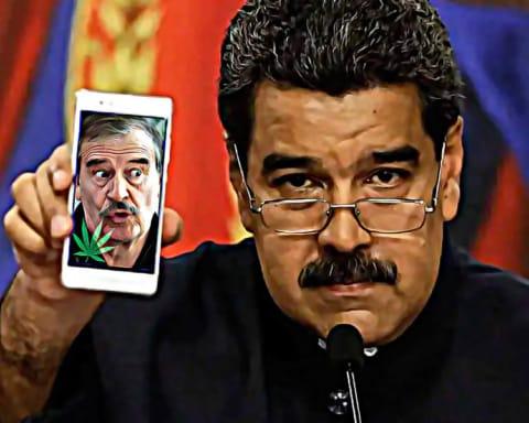 Nicolás Maduro anuncia que Venezuela rompe relaciones con Vicente Fox 2