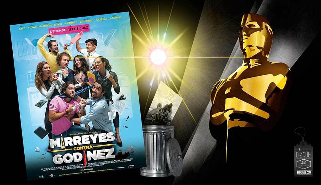 Mirreyes contra Godínez sustituye a Roma en las nominaciones a los Óscares 4