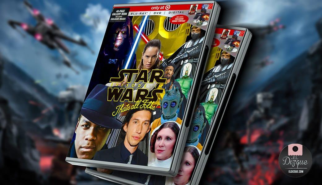 Star Wars Episodio IX no llegará a los cines: Se venderá directo a DVD 4