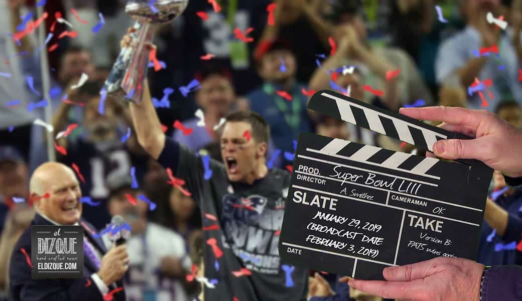El Super Bowl LIII ya fue grabado: Te traemos todos los detalles 1