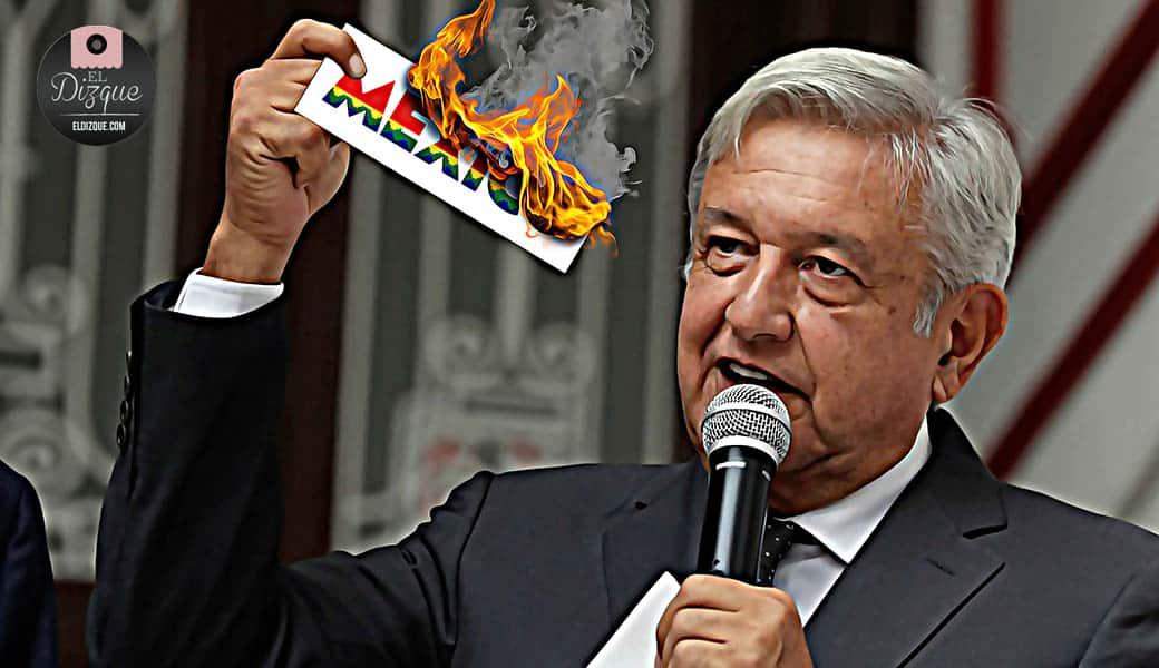 No más México: AMLO anuncia que se cambiará de nombre al país 1