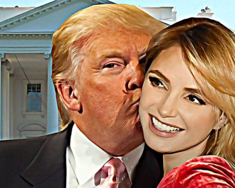 Angélica Rivera anuncia su próximo matrimonio con Donald Trump 2