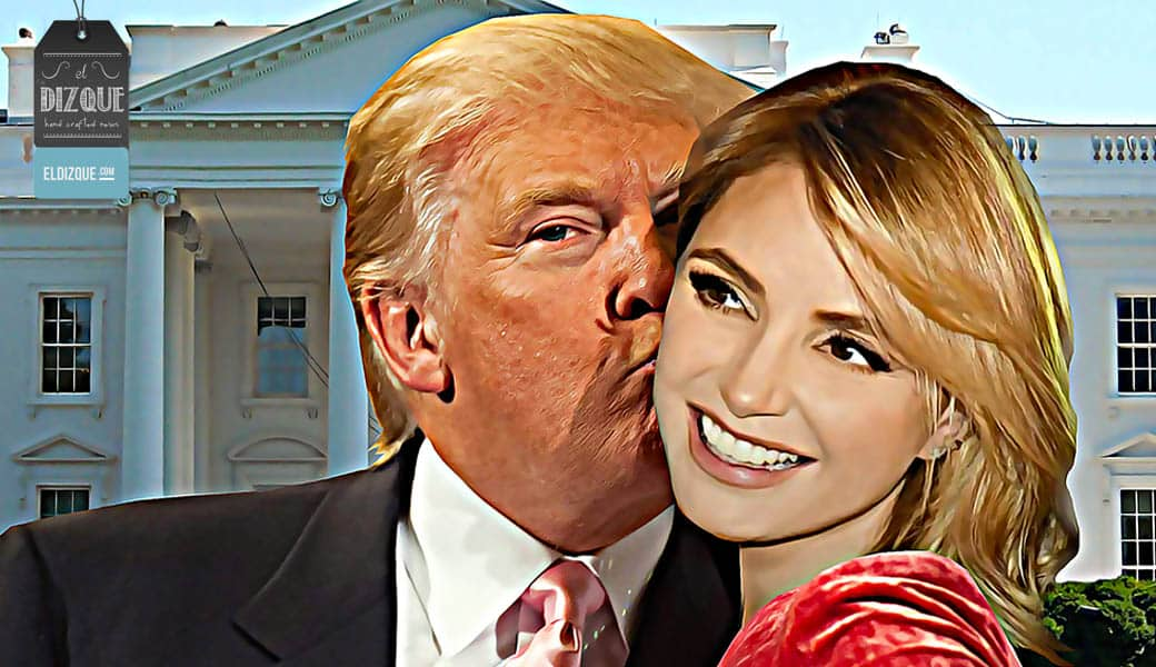 Angélica Rivera anuncia su próximo matrimonio con Donald Trump 1