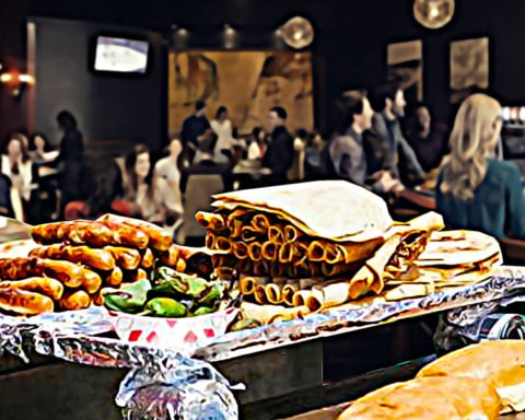 Nace Garnacha's Bistro, el primer local de fritangas gourmet 3
