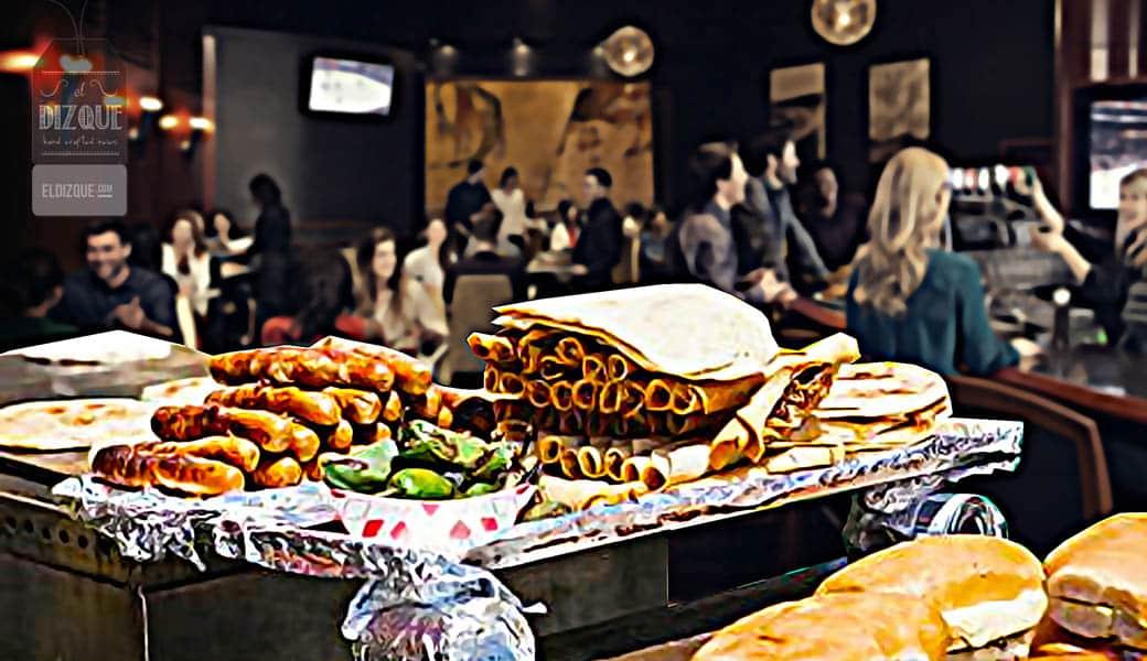 Nace Garnacha's Bistro, el primer local de fritangas gourmet 1