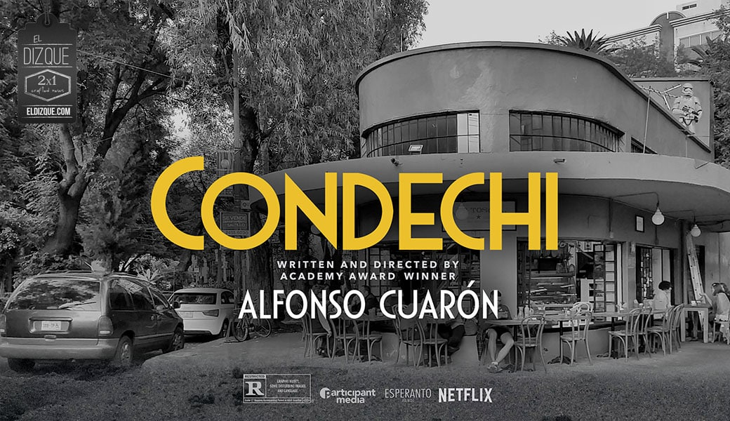 """Alfonso Cuarón anuncia """"Condechi"""", la secuela de """"Roma"""" 1"""