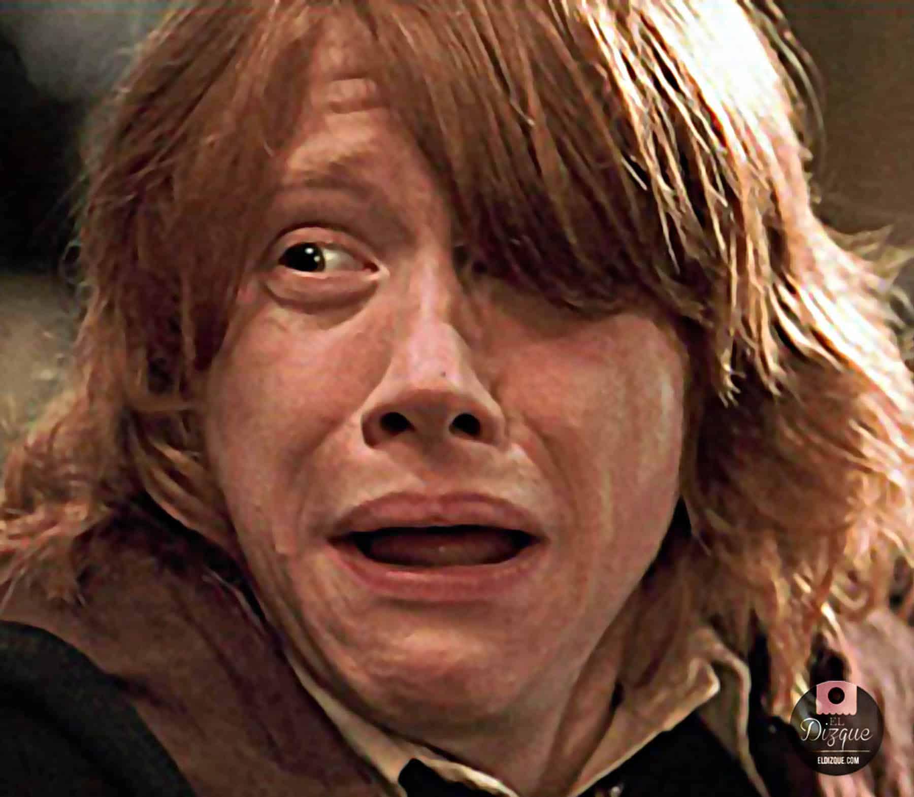 JK Rowling anuncia el lanzamiento de la serie erótica de Harry Potter 1