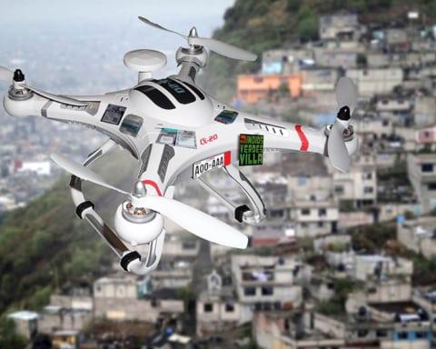 Los drones requerirán de licencia, tarjetón y verificación vehicular 1